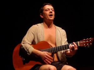 David Lafore en concert à Paris