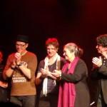 Jérémie Bossone et Eric Frasiak partagent la scène de l'Européen en hommage à Léo Ferré
