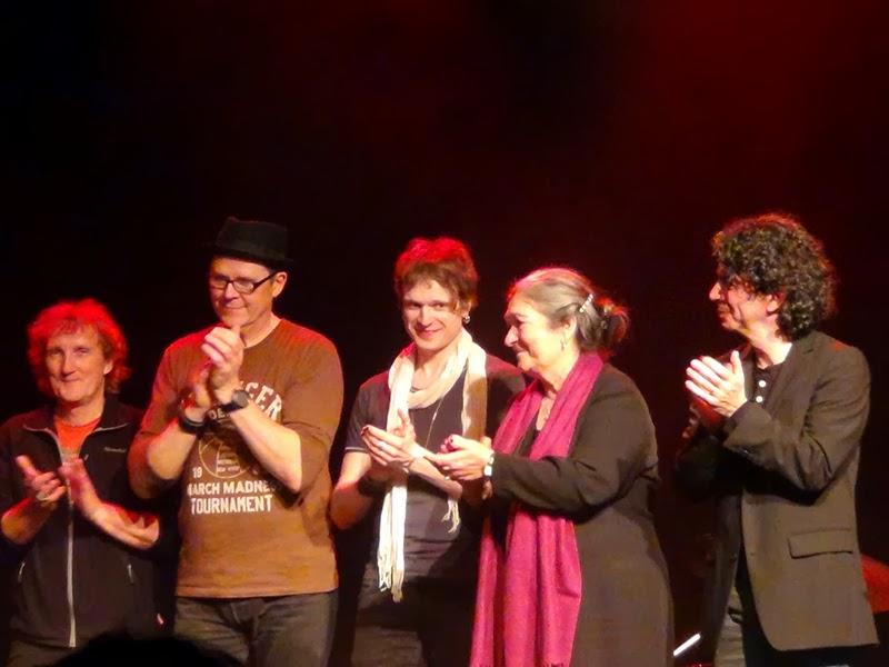 Jérémie Bossone et Eric Frasiak en concert à l'Européen
