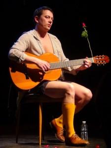 David Lafore en concert au Limonaire