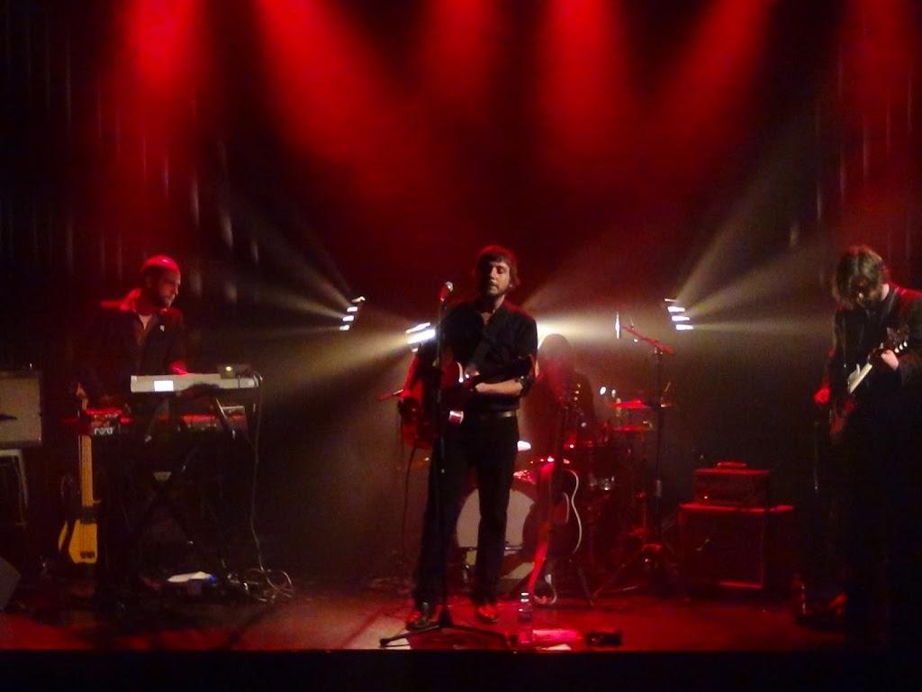 Wladimir Anselme concert Paris Les Trois Baudets scène française underground