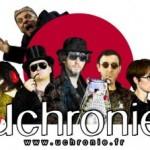 Périple d'un groupe rock français au pays du Soleil Levant !