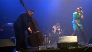 Sarah Olivier en concert à Paris
