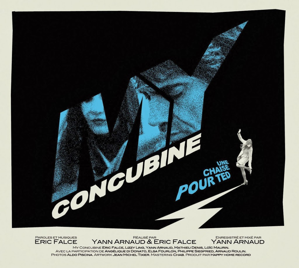 MY Concubine - Une chaise pour Ted - Chanson française Paris