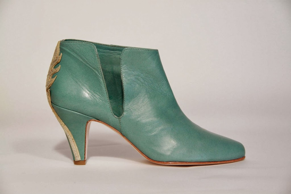 Boots cuir Patricia Blanchet