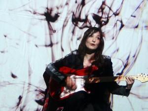 Lizzy Ling en spectacle à Paris