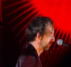 Arthur H concert Paris Salon de l'Hôtel de Ville Soleil dedans