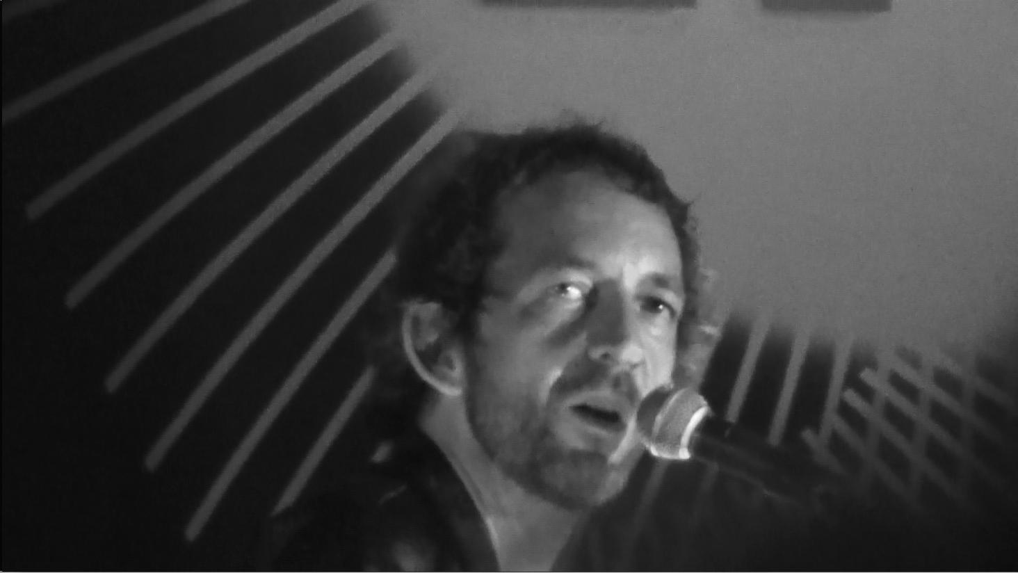 Arthur H - Soleil dedans - concert Paris Salon de l'Hôtel de Ville