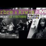 Concert de MY Concubine / l'Arbre à kiwis & Guests @ Les Trois Baudets, le 1er octobre à 20h