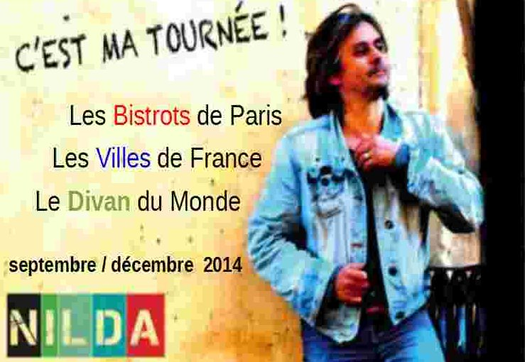 Nilda Fernandez - Concert Divan du Monde Paris