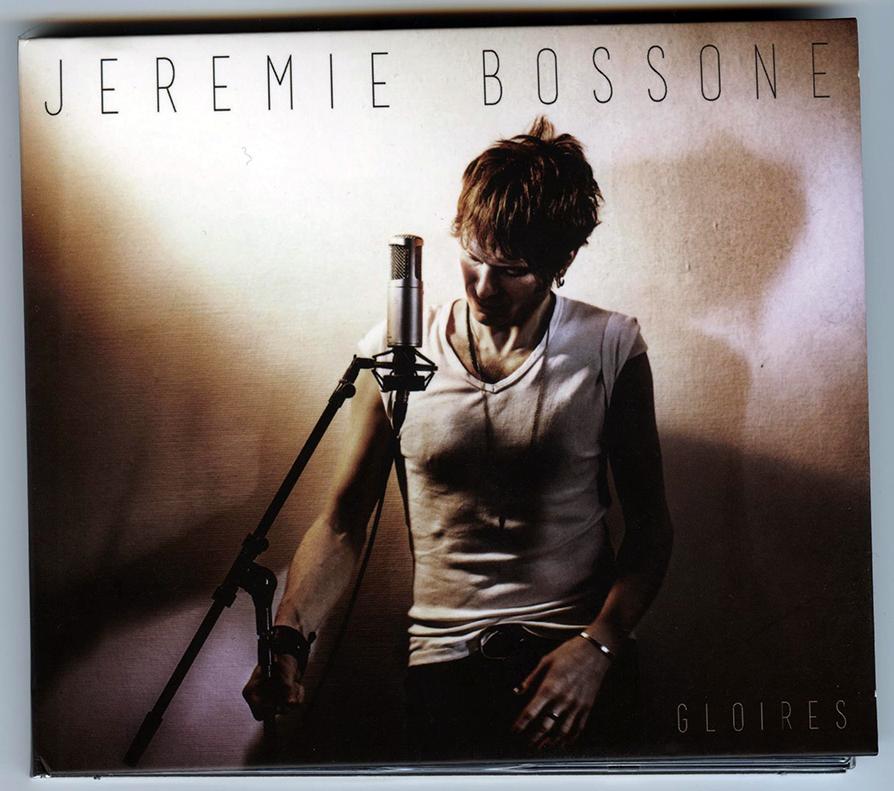 Jeremie Bossone Gloires album
