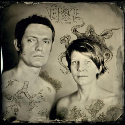 Verone - album La Percée - chanson française underground indépendante alternative Paris