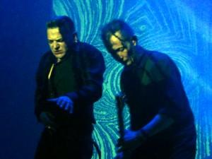 AinSophAur - Phil K et Toy - concert chanson française underground Paris