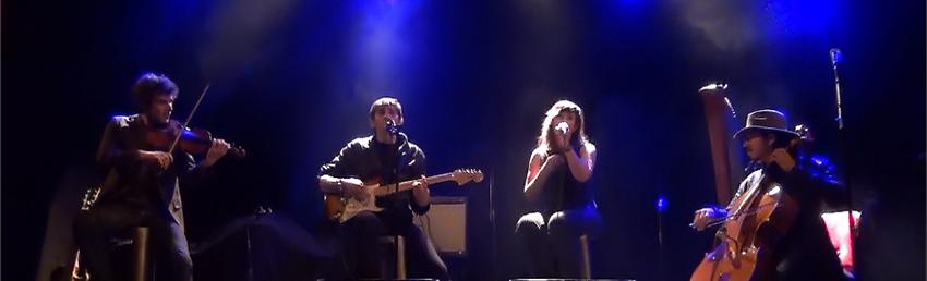 MY Concubine - Classe tous risques - Les belles manières - Les Trois Baudets - Paris - concert - chanson française underground