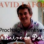 DAVID LAFORE – Interview-repas – Bande-annonce